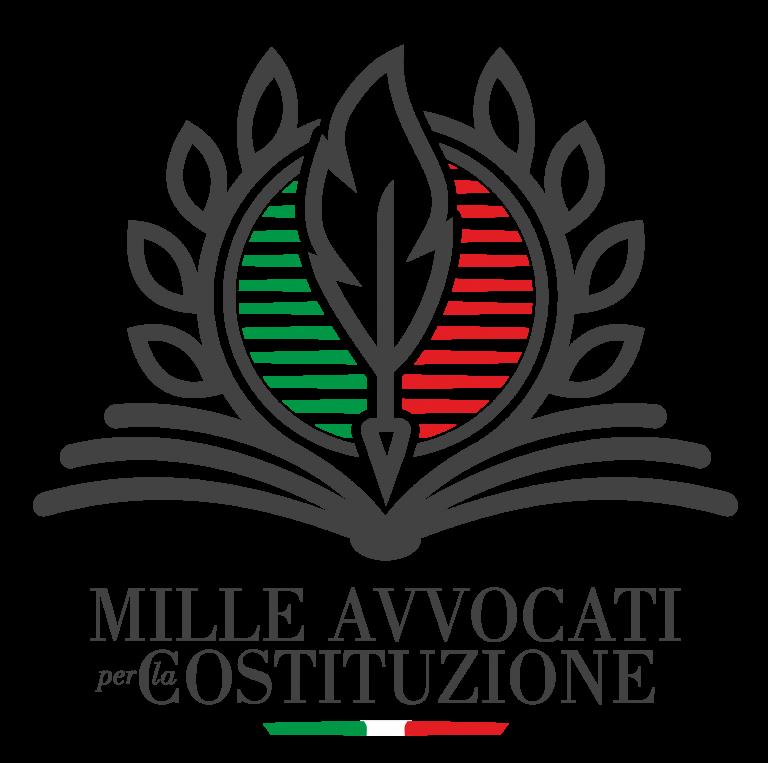 Logo perMille Avvocati per la Costituzione